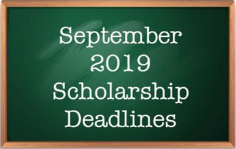 Click Here to find out how to apply for these scholarships.