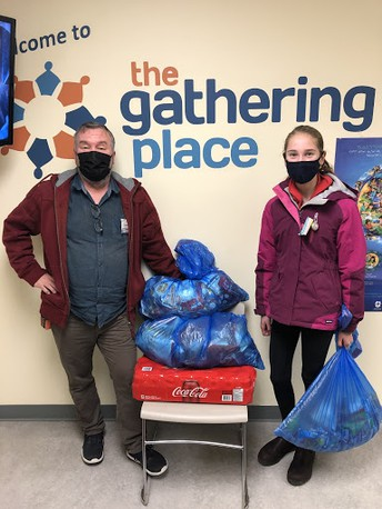 Hallowe'en Donation to the Gathering Place