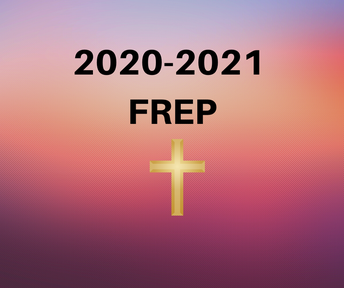 COMING UP:  FREP this Sunday, April 11, 2021 & details about final FREP on May 2nd