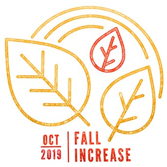 Fall Membership Increase Award