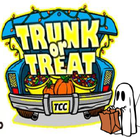 Trunk or Treat - Thank you!