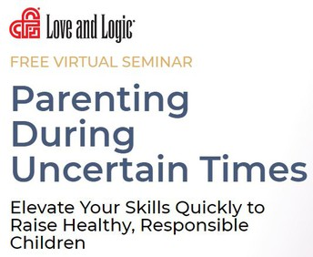 Free, LIVE Parenting Webinar from LOVE & LOGIC