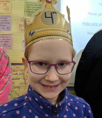 Golden Crown:  Arianna S.