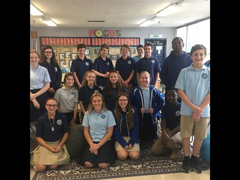 8th Grade Class of 2019