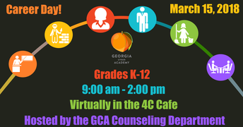 GCA Career Day - March 15, 2018
