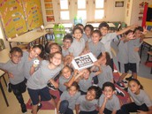 2R: Officially Second Graders
