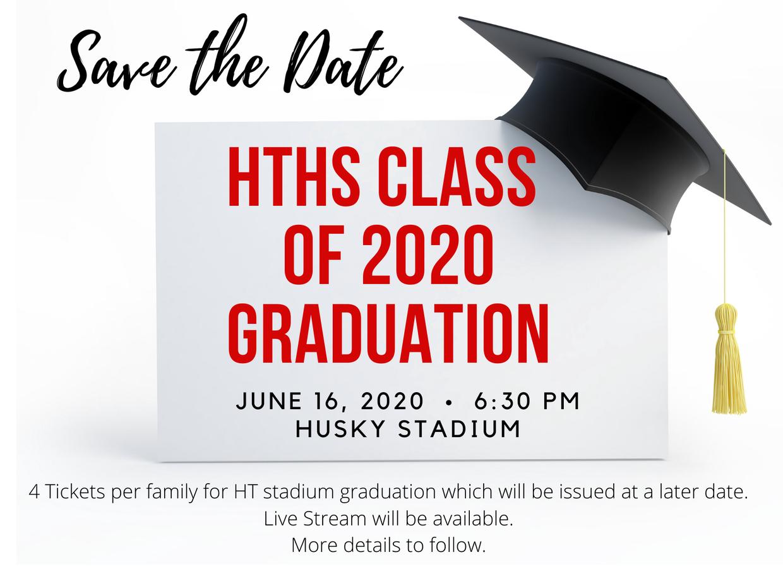 graduation announcement - details below