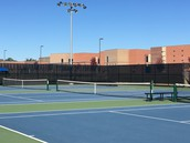 New Tennis Windscreens
