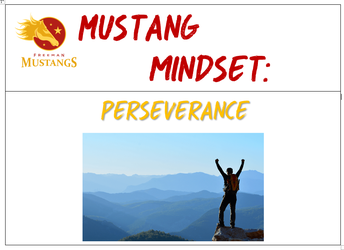 Mustang Mindset: Perseverance