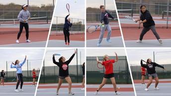 Great Job MHS Girls Tennis