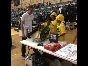 SABest: Pay Dirt Robotics Competition