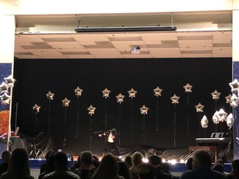 Last act of the Talent Show 2019.