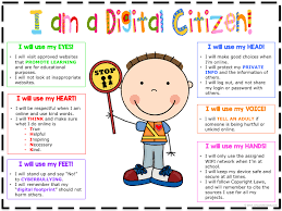 Digital Citizenship Lessons in the LRC this week!