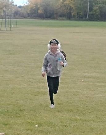 Terry Fox Run at Abe's Hill