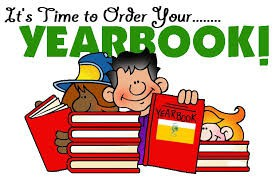 Yearbook Orders are due  today, March 13 by midnight!