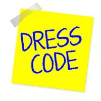 Reminders about Dress Code