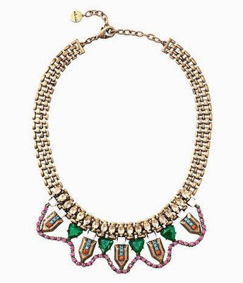Prisma Statement necklace