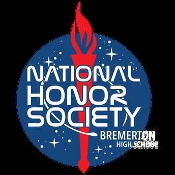 NATIONAL HONOR SOCIETY INVITES