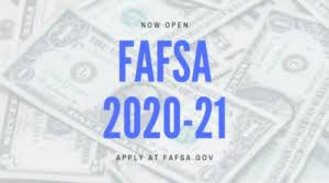 Free Application for Federal Student Aid (FAFSA) Opens October 1st