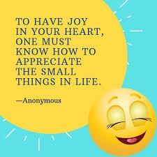 Choose JOY!  25 Fun Things You Can Do to Choose JOY!
