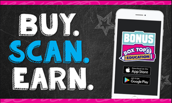 Box Tops for Education has gone Digital!!