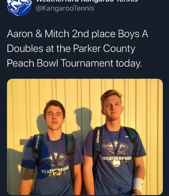 Aaron & Mitch