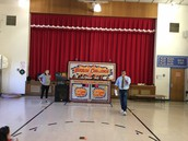 Thanks PSO for sponsoring our Anti-Bullying Brain Challenge Game Show