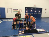 Lots of fun with balance and strength