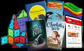 Scholastic Book Orders Online!