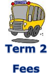 Bus - Term 2 fees are now due