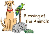 Blessing of the Animals-October 3rd