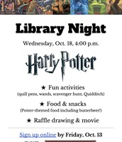 Library Night