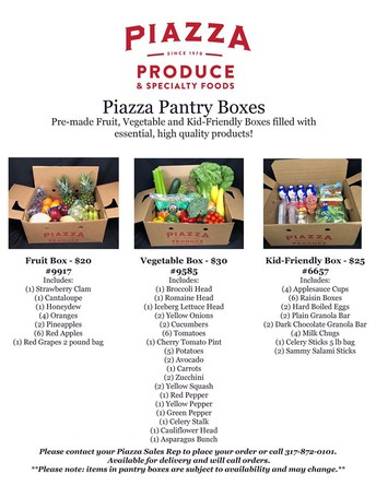 Piazza Produce.....has what you need
