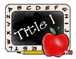 Title I Reading Program Notes from Mrs. Drinnon (REPEATED)