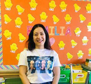 Mrs. Lechuga - 2nd Grade Dual Language Program Assistant / Sra. Lechuga - Asistente del Programa de Lenguaje Dual de 2do Grado