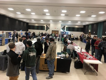 CTC Students Participate in Student Professional Development Day