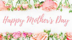 To all of our Moms!