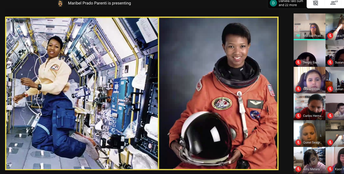 Mae C. Jemison First Female Black Astronaut