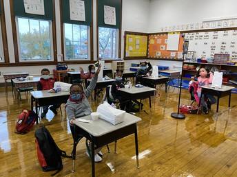 Safe Classrooms