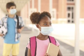Wear masks for safety