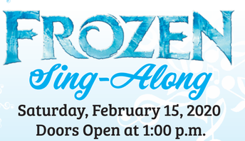 Lake Park Choral Parent Association Presents FROZEN SING-AlONG