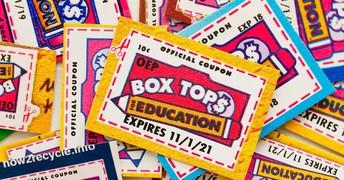 Box Tops for Benignus!