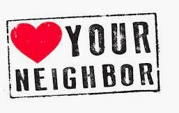 GFS: Going GREEN...Be a Neighbor..Be a Friend