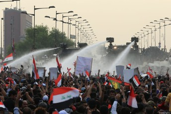Why Did the Iraqi People Stand Against Their Government?