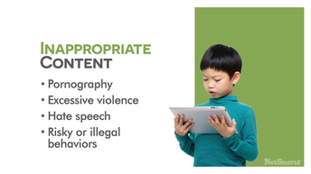 Avoiding Inappropriate Content