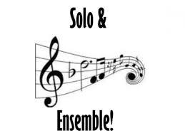 Solo/Ensemble de WSMA el 14 de marzo
