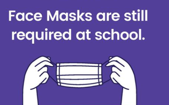 Masks Are Still Required!
