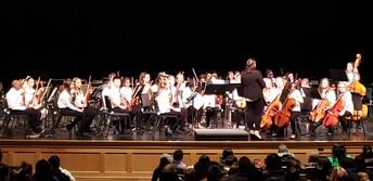 Grade 6 Orchestra