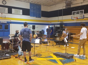 Worship Band is Ready to Lead Through Music