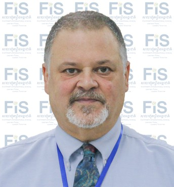 Dr. Stephen Ronzano, Secondary Principal